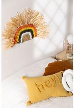 Arazzo decorativo Zulu Kids Rainbow Sklum