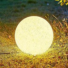 Arcchio Orlana sfera luminosa IP65 operata 25cm