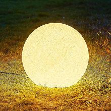 Arcchio Orlana sfera luminosa IP65 operata 35cm