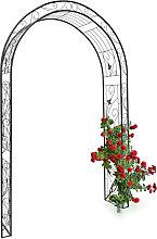 Arco per Rose Rampicanti, HLP: 226x144x36,5 cm,