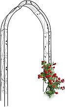 Arco per Rose Rampicanti, HLP: 255x137x39 cm,