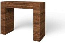 Arequipa - consolle in legno 110 x 40 x 80 cm