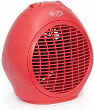 Argo Scilla Red Termoventilatore Tradizionale,