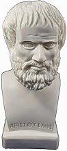 Aristotele scultura antico filosofo greco statua