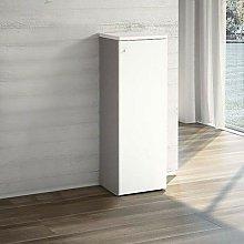 Armadio con ante - Dimensione 45cm | Bianco