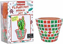 Armena Set creativo per mini vaso da fiori in