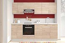 Arreditaly Cucina Componibile Completa di Mobili