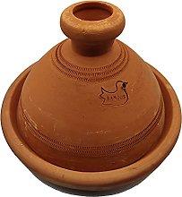 Arredo Etnico Tajine Pentola Terracotta Marocco