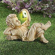 Art Scultura Decorazione Del Prato Figura per Yard