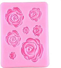 ARTAKA Fiori di Rosa Stampo in Silicone Torta