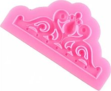 ARTAKA Stampo in Silicone 3D Stampi per Cupcake da