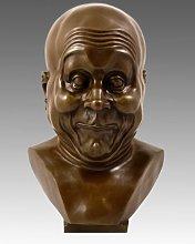 Arte & Ambiente – busto in bronzo/bronzo –