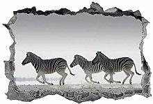 Arte della parete, animali, adesivi, 3d,