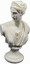 Artemis scultura busto Diana Antica Dea greca di