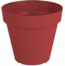 Artevasi Vaso Capri 25 cm Rosso Scuro