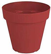 Artevasi Vaso Capri 35 cm Rosso Scuro
