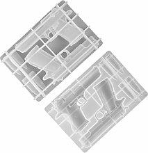 Artibetter 3D Stampo in Silicone Colata di Resina