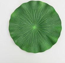 Artificiale galleggiante Lotus Fogli Ninfea Pass