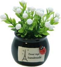 Artificiale Vaso stabilimento Mini in Vaso Fiore