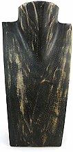 Artigianale Busto présentoir a Collana H25cm in