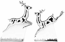 Artigianato Scultura Statua Lucky Deer Statue