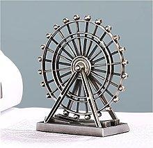 Artigianato Scultura Statua Modern Ferris Wheel
