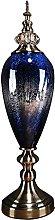 Artigianato Scultura Statua Vaso di vetro