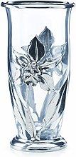 Artina 61105Vaso Orchidee, Vetro, Trasparente,