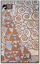Artopweb Pannelli Decorativi Klimt Die Erwartung