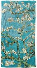 Asciugamani da mano in cotone Van Gogh Arti