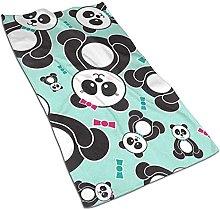 Asciugamani Panda Bears, Asciugamano da bagno