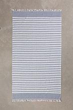 Asciugamano in cotone Reinn Blu Oceanico Sklum