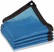 ASDASD - Telo parasole 80% blu, per piscina