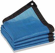 ASDASD - Telo parasole 80% blu, per piscina,