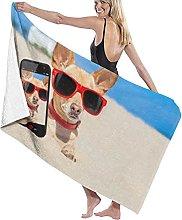 asdew987 Cani Chihuahua Occhiali Spiaggia
