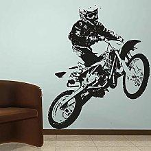 ASFGA Motocross Racing Sticker Car Motocross