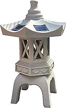 Asia Pagoda Ornamenti Esterni Statua,Zen Arte