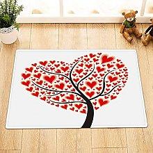 Astratto albero di amore Decorazione Della Casa