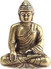 Astratto statua unica scultura creativa meditating