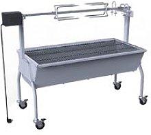 Asupermall - Barbecue XL a carbone con griglia e