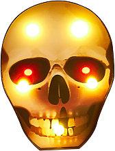 Asupermall - LED Skull Bone Design Luce notturna