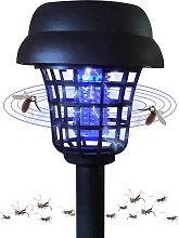Asupermall - Luce solare per insetti Zapper LED