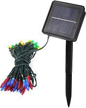 Asupermall - Solar String luci colorate 24 piedi