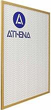 Athena Sottile Quercia Colore Cornice, Poster