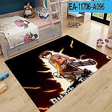 Attack on Titan tappeto per soggiorno, camera da