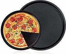 ATUIO - Teglia per Pizza, Piatto per Pizza, Teglie