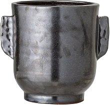 Augé vaso decorativo in terracotta