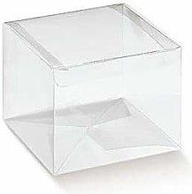 Aurora Store 25 Scatoline quadrate cubo in PVC