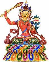 Auto parts Manjushri - Statua del Buddha, Scultura