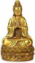 Auto parts Statua del Loto Seduto del Buddha